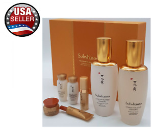 Sulwhasoo Ginseng Renewing Skincare 2PCS SET