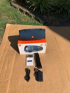 JBL Blue Xtreme II (Extended length battery)