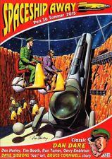 Spaceship Away Dan Dare #36