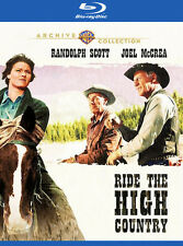Ride The High Country (2017, REGION A Blu-ray New)