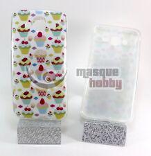 Funda Carcasa Blanda Gel TPU Samsung Galaxy Mini S5570 Buho Uk Inglaterra NUEVO