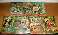 Lot de 7 albums de BULL DOG edition MULDER albums du Gai Moulin
