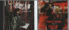 Poostew - Struggle (CD 2005) + Split EP w/ Ripped 2 Shreds (CD 2004) Death Grind