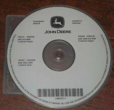 John Deere 9450 9550 9650 Combinare Servizio Riparazione Diagnosi Manuale TM1801