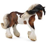 Figur - Etalon Tinker Pie - Chevaux Taille XL CollectA 88794