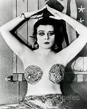Photo of Theda Bara, silent era sex symbol