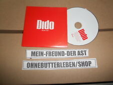 CD Pop Dido - Life For Rent (1 Song) Promo BMG ARISTA