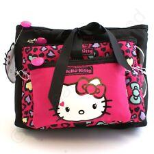 Hello Kitty Sweet Leopardo 3 Pc componen Cosméticos Bolso Set Nuevo 22532