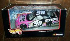 Hot Wheels Racing: Nascar- Roush Racing #99 EXIDE BATTERIES (1998, Ford Taurus)