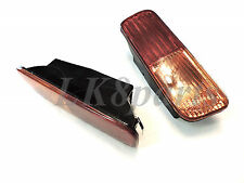 LAND ROVER DISCOVERY 2 1999-2002 REAR BUMPER LIGHT SET XFB101490 XFB101480 NEW