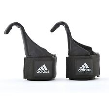 ADIDAS crochet poids erses de levage main bar wrist wrap support formation gym
