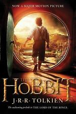 The Hobbit by J. R. R. Tolkien (2012, Paperback, Movie Tie-In)  NEW