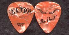 ZZ TOP 2012 La Futura Tour Guitar Pick!!! DUSTY HILL custom concert stage Pick