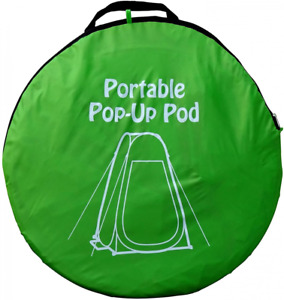 Pop Up Pod Changing Room Privacy Tent, Instant Portable Outdoor Shower Camp Tent