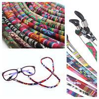 Practical Adjustable Neck Cord Strap Holder For Reading Glasses Sunglasses UK