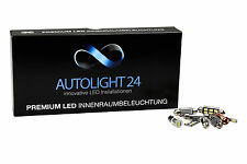 Premium Lichtpaket LED Innenraumbeleuchtung für Opel Astra G Coupe Cabrio