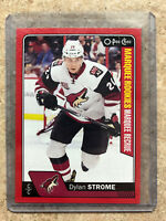 16-17 OPC O-PEE-CHEE Marquee Rookie RC Red Border #688 DYLAN STROME