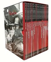 19 Dvd Box Cofanetto Lotto Stock «IL CINEMA DI PASOLINI» serie completa nuovo