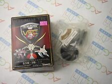 Macross VFC 1 1/200 Variable Fighter Collection Gashapon VF-1J Grey Fighter