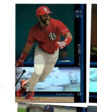 1994 Upper Deck Sp Holoview Fx St. Louis Cardinals Ozzie Smith Card # 36 Of 38