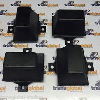 Land Rover Series 1, 2 & 3 Axle Rubber Bump Stop x4 - Bearmach - 241380