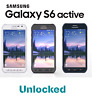 Samsung Galaxy S6 Active G890A GSM Unlocked 32GB Rugged Smartphone