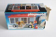 playmobil 3514 setnr. vintage ovp circus, circo, zirkus, τσίρκο complete set