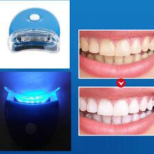 Mini Cool LED White Light Teeth Whitening System Kit Tooth Cleaner Whitelight