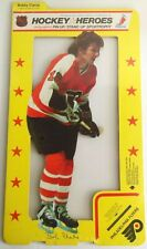 Bobby Clarke Philadelphia Flyers 1975 Hockey Heroes Stand Up Philly Sealed 16""