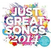 Various Artists - Just Great Songs 2014 - Brand New and Sealed
