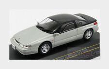Subaru Alcyone Svx Coupe 1991 Silver Black FIRST43 1:43 F43-057