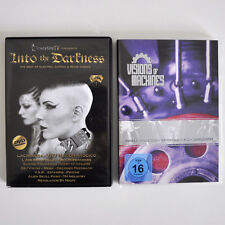 Into The Darkness Vol. 1 & Visions Of Machines DVD: VNV Nation, Blutengel... NEU