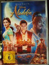 Aladdin - mit Will Smith - Walt Disney DVD  neu OVP