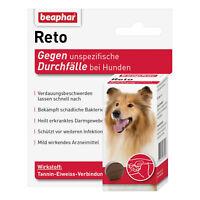 Beaphar - Reto Durchfalltabletten - 30 Stück - Durchfall Hunde Heilmittel Hund
