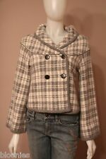 cullen 100% cashmere sweatercoat sweater coat small s