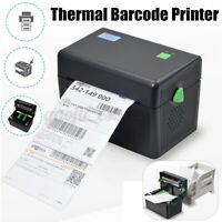 XP-DT108B Direct Thermal Label Printer Barcode 127mm/s 4x6'' High Speed Gift