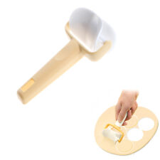Fondant Cake Tool Ice Spatula Cookie Round Roll Biscuit Pastry Dough Cutter UK*