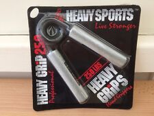 Genuine Heavy Grips Hand Grippers - Available in 4 Strengths 100lbs to 250lbs