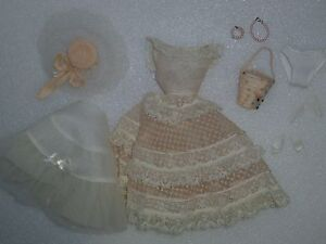 Barbie Repro / Reproduction Plantation Belle Complete Fashion ~ New Unboxed Cond