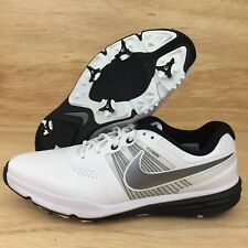 NEW NIKE LUNAR COMMAND Golf Shoe SIZE 10 W (Wide) 704428-102