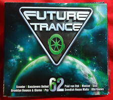 Future Trance 62 - 3CD Digipack - 2012