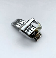 16mm SS Deployment Buckle-Clasp For JLC Jaeger lecoultre