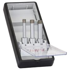 Bosch Broca diamante Easydry robust Line 3 UDS 6-8-10mm 2608587145