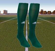 NEW ADIDAS Soccer Football Socks Workout Running Training 1 Pair Metro Green S