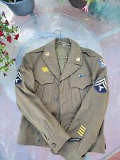 ww2 usaaf uniform named 5th AF