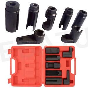 7PCS Oxygen Sensor & Oil Pressure Sending Unit Master Sensor Socket Set Tool