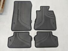 New Genuine BMW 5 Series All Weather Floor Mat Set G30 G31 51472414220 Rubber
