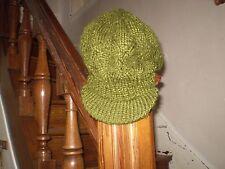 Casquette bonnet laine