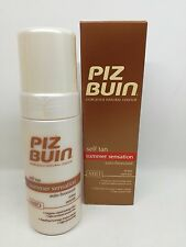 PIZ BUIN SELF TAN SUMMER SENSATION AUTOBRONZANTS MOUSSE MID 125 ML
