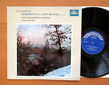 SUA 10154 Tchaikovsky Symphony no. 4 Tagi Nyazi 1962 Supraphon Mono NM/EX